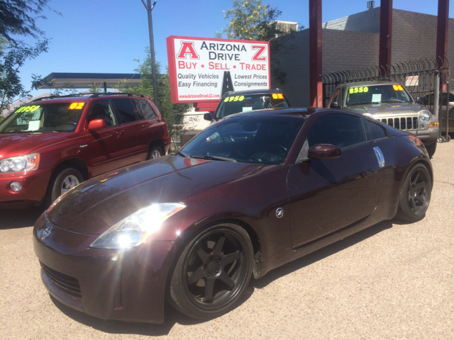 2003 NISSAN 350Z TOURING 2DR HATCHBACK purple this vehicle is in excellent conditions supper clean