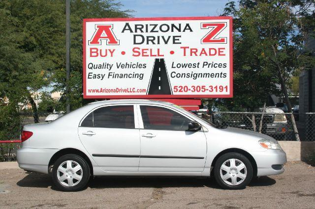 2006 TOYOTA COROLLA LE 4DR SEDAN WMANUAL silver great mpg dependable reliable sedan save on gas i