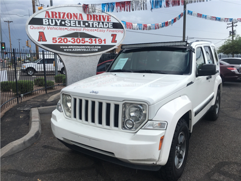 Jeep Liberty For Sale Tucson Az Carsforsale Com