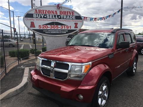 Dodge nitro for sale arizona for Camel motors tucson az