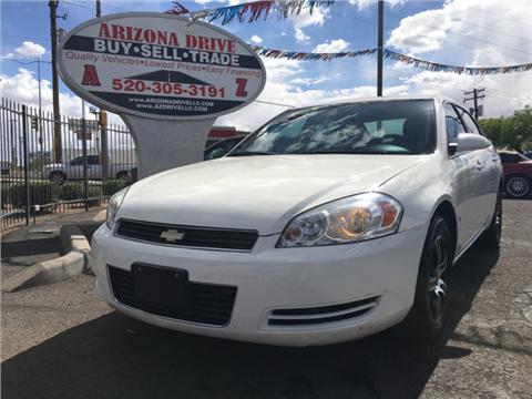 2008 Chevrolet Impala For Sale Tucson Az Carsforsale Com