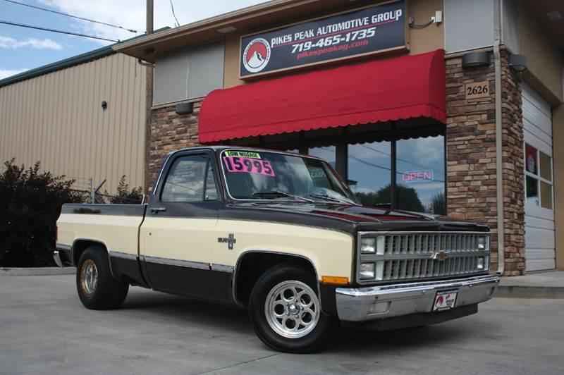 Pikes Peak Automotive Group Used Cars Colorado Springs