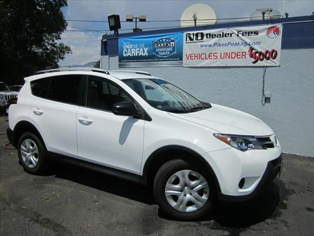 2013 Toyota RAV4 for sale in Colorado Springs CO