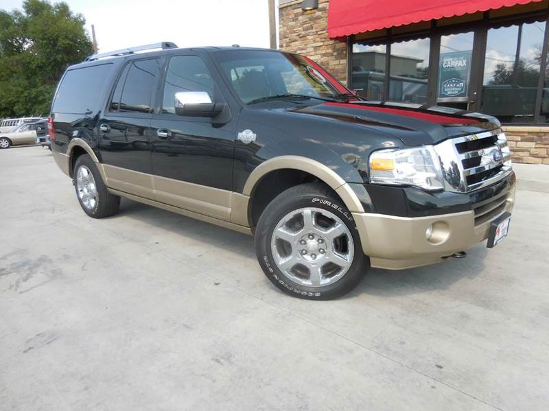 2013 ford expedition el 4x4 king ranch 4dr suv in colorado. Black Bedroom Furniture Sets. Home Design Ideas