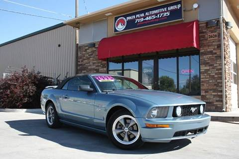 2005 Ford Mustang for sale in Colorado Springs, CO