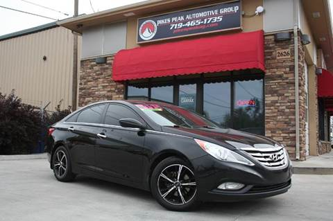 2011 Hyundai Sonata for sale in Colorado Springs, CO