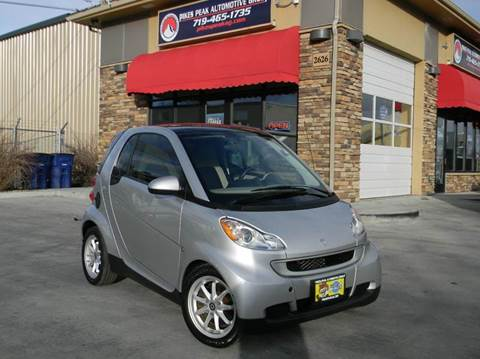 2008 Smart fortwo for sale in Colorado Springs, CO