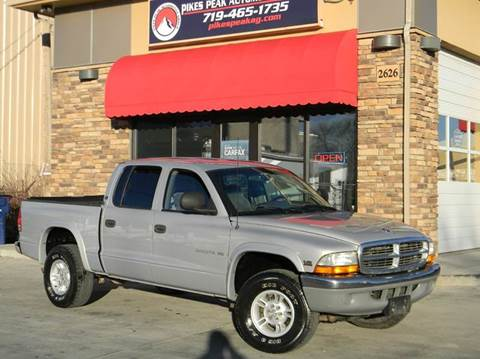 2000 Dodge Dakota for sale in Colorado Springs, CO