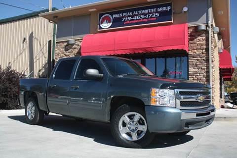 2011 Chevrolet Silverado 1500 Hybrid for sale in Colorado Springs, CO