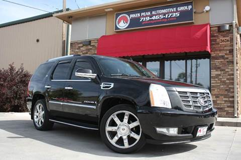 2009 Cadillac Escalade Hybrid for sale in Colorado Springs, CO