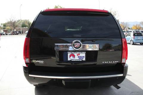 2009 Cadillac Escalade Hybrid for sale in Colorado Springs, CO