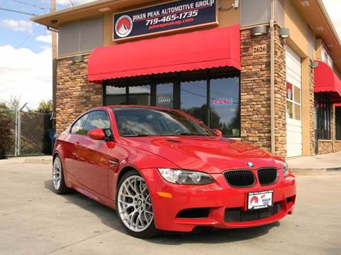 2011 BMW M3 for sale in Colorado Springs, CO