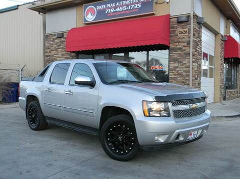 2011 Chevrolet Avalanche for sale in Colorado Springs, CO