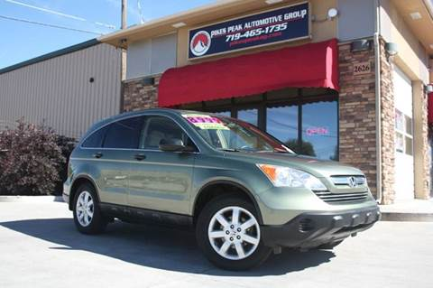 2008 Honda CR-V for sale in Colorado Springs, CO