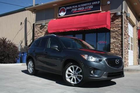 2013 Mazda CX-5 for sale in Colorado Springs, CO