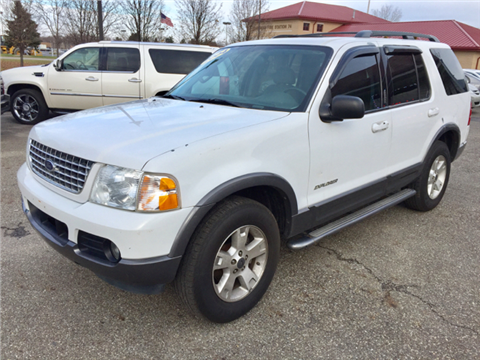 2004 Ford Explorer for sale in Boardman, OH