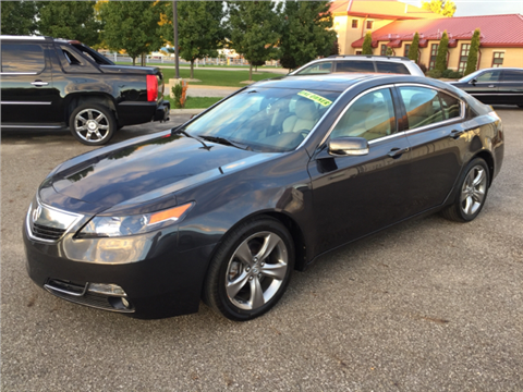 2012 Acura TL for sale in Boardman, OH