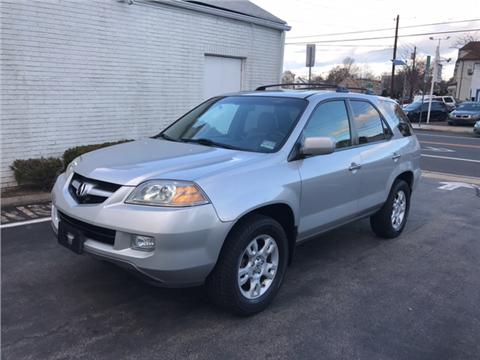 2004 Acura MDX for sale in Clifton, NJ