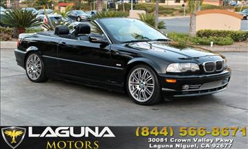 2002 BMW 3 Series for sale in Laguna Niguel, CA