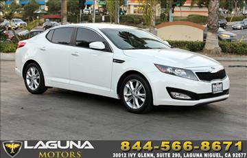 2013 Kia Optima for sale in Laguna Niguel, CA