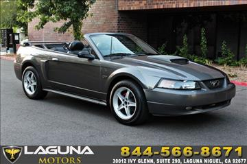 2003 Ford Mustang for sale in Laguna Niguel, CA