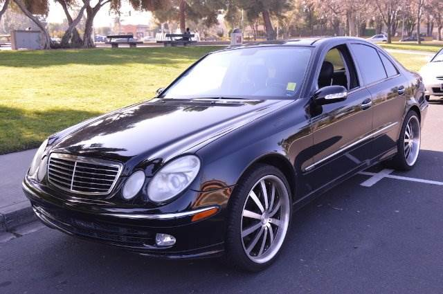 2003 mercedes benz e class e500 4dr sedan in santa clara for 2003 mercedes benz e class sedan
