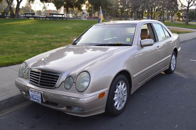 2001 mercedes benz e class e320 in santa clara ca family for 2001 mercedes benz e320