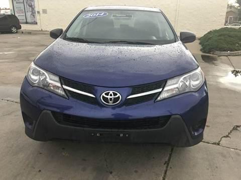 2014 Toyota RAV4 for sale in Denver, CO