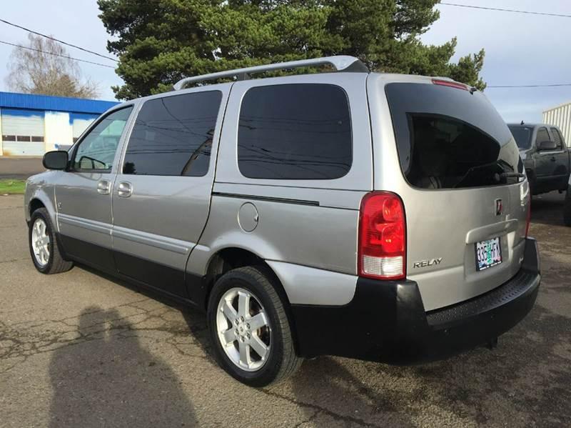 2006 Saturn Relay 3 Awd 4dr Mini Van In Woodburn Or