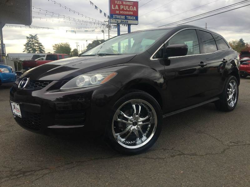 2008 mazda cx 7 grand touring awd 4dr suv w lev ii emissions in woodburn or xtreme truck sales. Black Bedroom Furniture Sets. Home Design Ideas