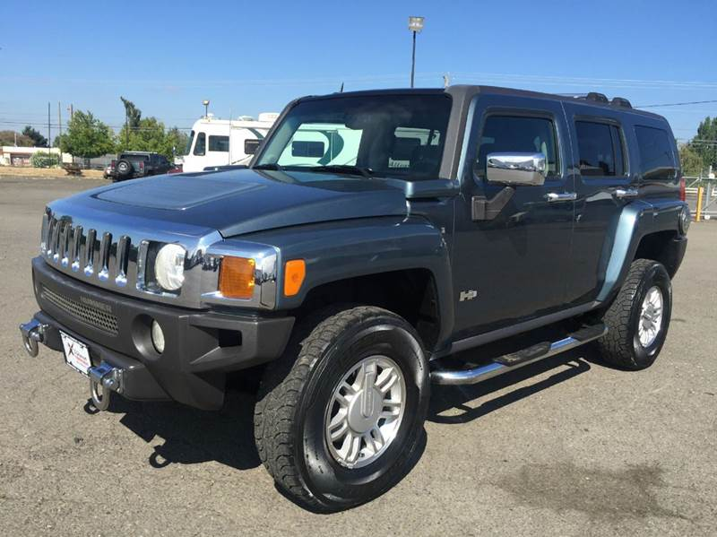 2007 Hummer H3 Base 4dr Suv 4wd In Woodburn Or Xtreme