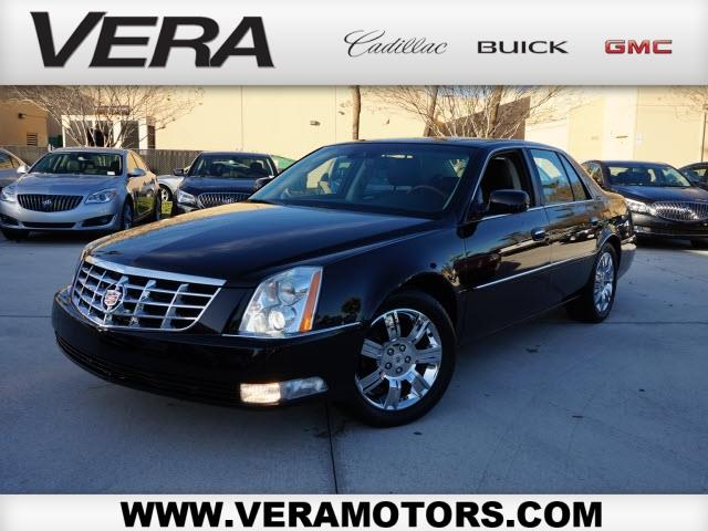 used 2011 cadillac dts platinum collection in pembroke pines fl at vera cadillac buick gmc. Black Bedroom Furniture Sets. Home Design Ideas