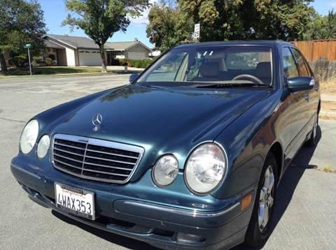 2002 Mercedes-Benz E-Class for sale in Newark, CA