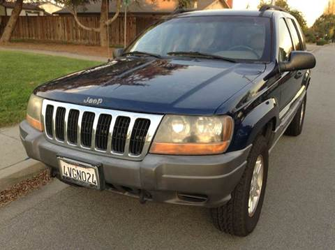 2002 Jeep Grand Cherokee for sale in Newark, CA
