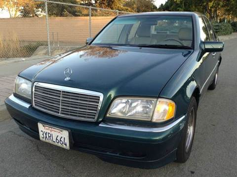 1998 mercedes benz c class for sale for Low cost mercedes benz