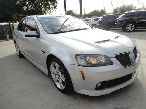 used pontiac g8 for sale texas. Black Bedroom Furniture Sets. Home Design Ideas