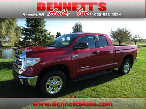 2017 Toyota Tundra for sale in Neenah, WI