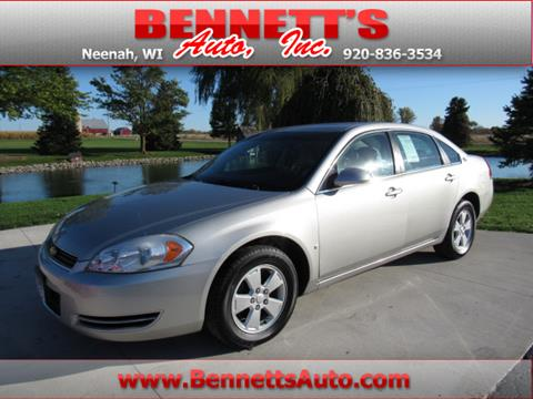 2008 Chevrolet Impala for sale in Neenah WI