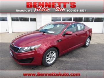 2011 Kia Optima for sale in Neenah, WI