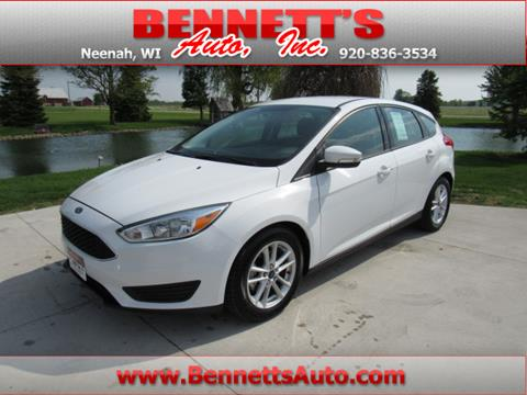 2015 Ford Focus for sale in Neenah, WI
