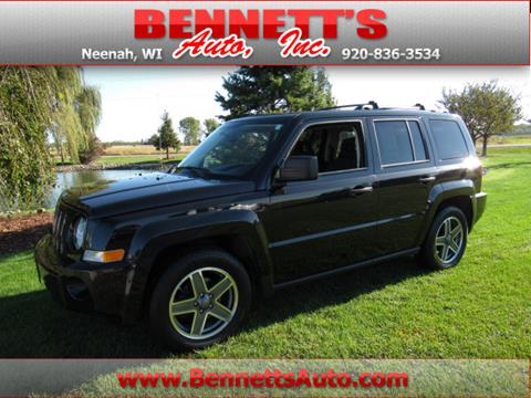 2009 Jeep Patriot for sale in Neenah, WI