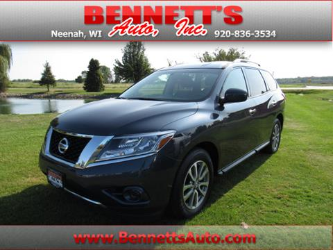 2016 Nissan Pathfinder for sale in Neenah WI