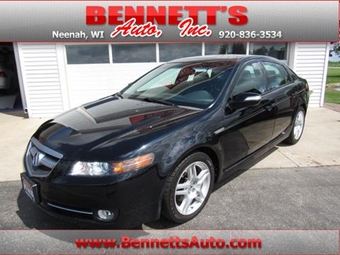 2008 Acura TL for sale in Neenah, WI