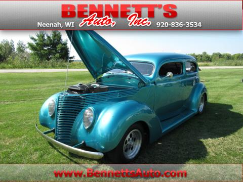 1938 Ford Tudor for sale in Neenah WI