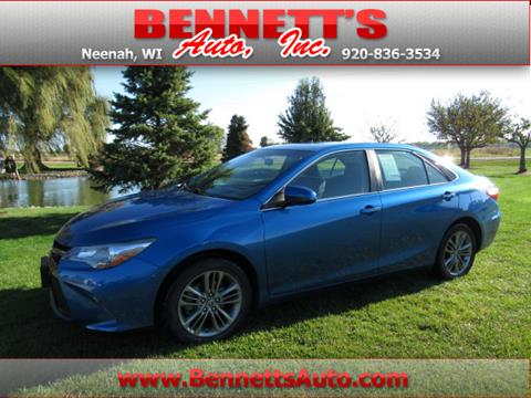 2017 Toyota Camry for sale in Neenah, WI