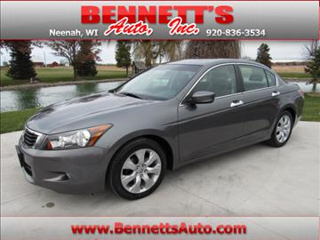 2009 Honda Accord for sale in Neenah, WI