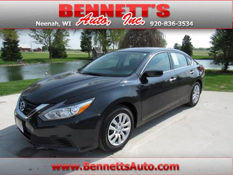 2016 Nissan Altima for sale in Neenah WI