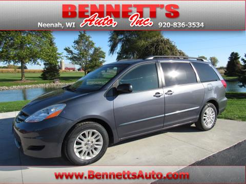 2008 Toyota Sienna for sale in Neenah WI