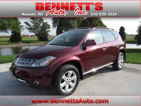 2006 Nissan Murano for sale in Neenah, WI