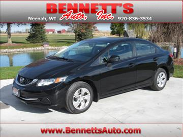 2013 Honda Civic for sale in Neenah, WI